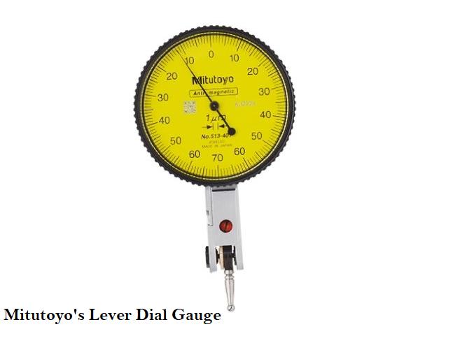 lever dial gauge