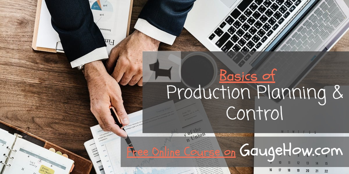 production courses