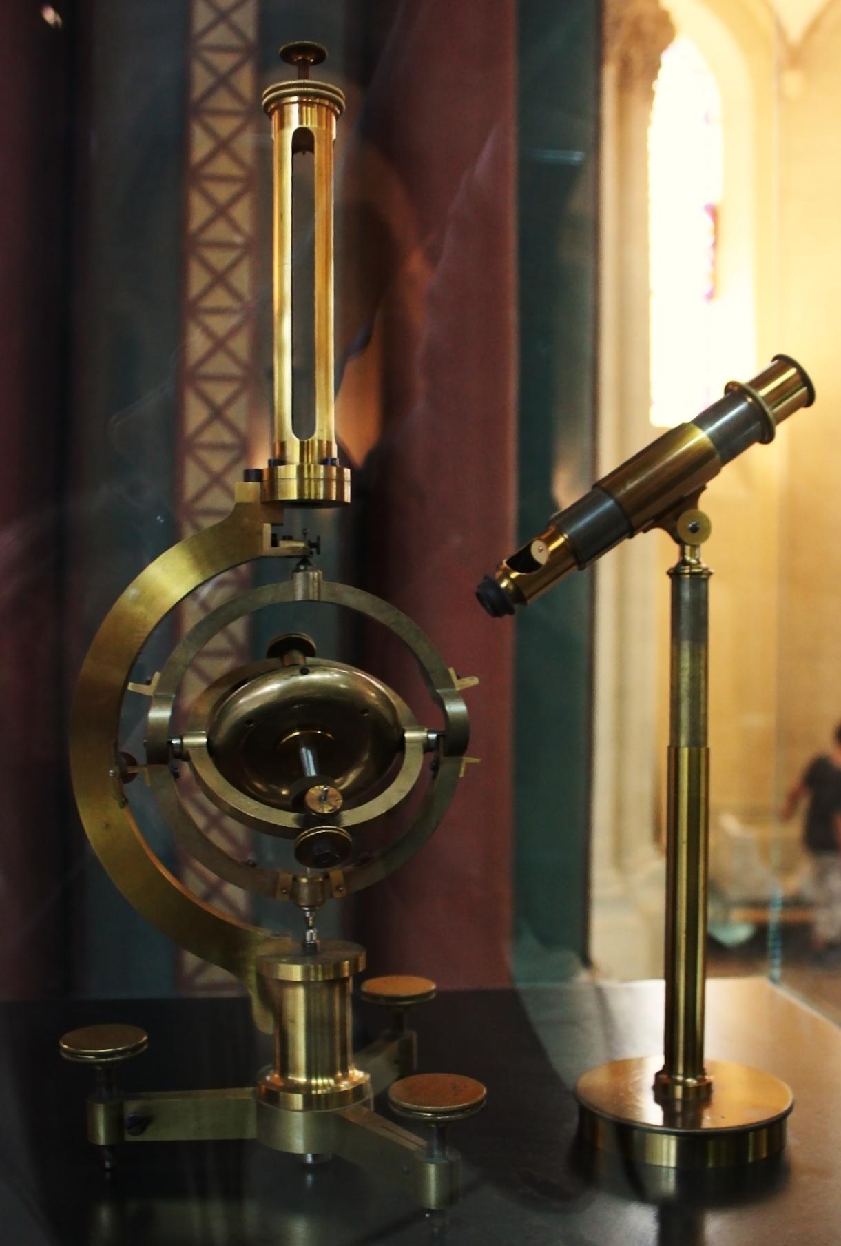foucault gyroscope