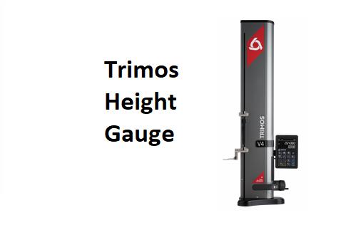 trimos height gauge