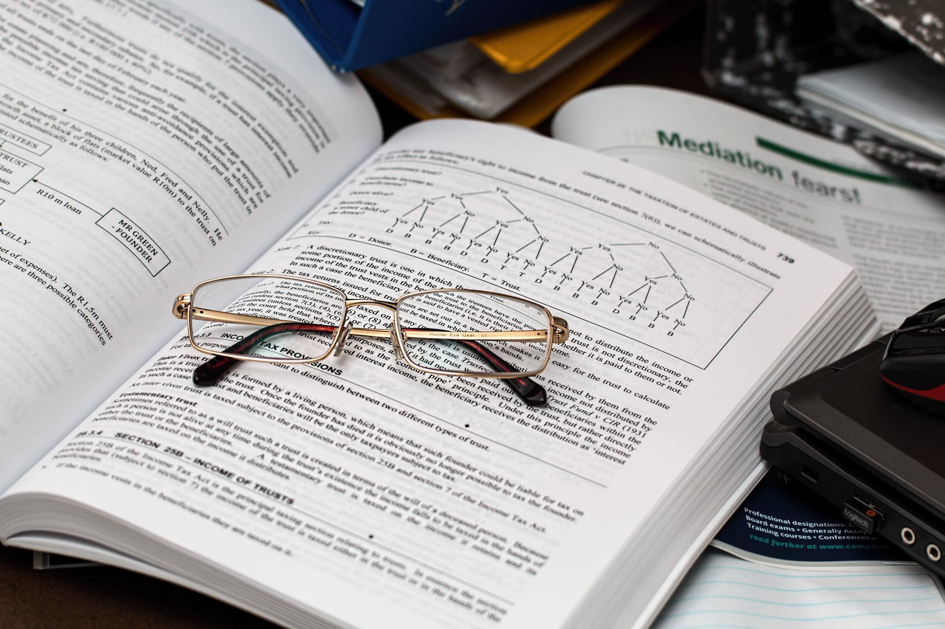accounting administration books business
