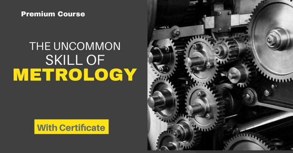 online courses of engineering metrology