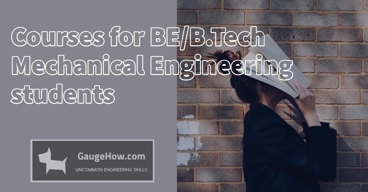 mechanical engineering students