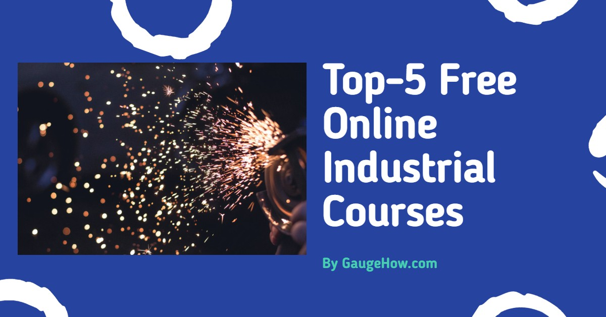 top-5 free industrial courses